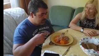 Испанец НЕ ест русские щи