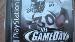 NFL Gameday 2000 Music