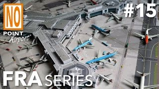 Model Airport FRA Frankfurt 'look-a-like'