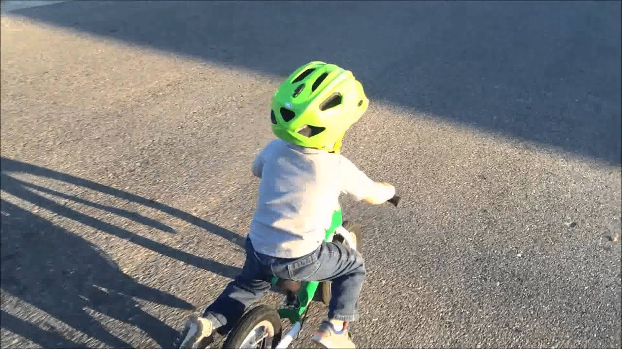 G Man Woom Balance Bike Youtube