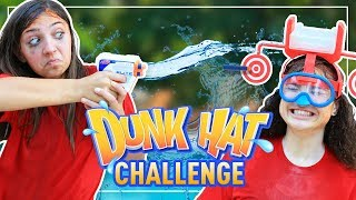 DUNK HAT CHALLENGE!!! 💦 (We Went a Little EXTREME!)