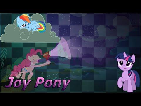 Обзор Радость пони (Joy Pony)