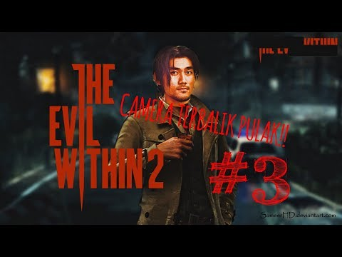 The Evil Within 2 with RezZaDude - CAMERA TERBALIK!