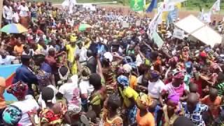 BRUNO TSHIBALA SOUTENU PAR LA POPULATION CONGOLAISE