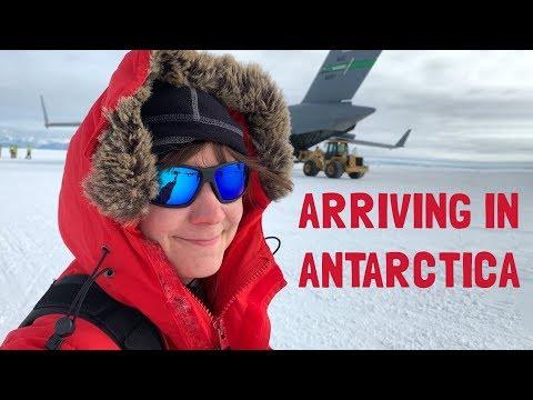 How to get to Antarctica - Episode 1