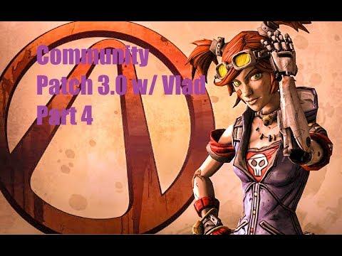 borderlands 2 community patch 3.0