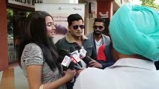 Bollywood Actor Aahaan Agarwal & Aahaana Nasir full media interview