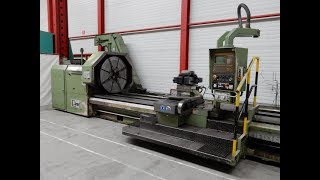 CNC Lathe Geminis GE-1200-3G for sale