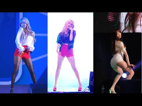 Dal Shabet 달샤벳 Serri 세리 Legendary Joker Move: Dal Shabet 달샤벳 Serri 세리 Legendary Joker Move This was the move that caught me into Serri fapping world. It was crazily wonderful, I couldn't get enough of it even months after the Joker move was release. Her hand movement makes a fantasy in my mind and the final hip shake, that's crazy.  The peak of kpop at that time, never come back. Serri at her peak figure, all in one.