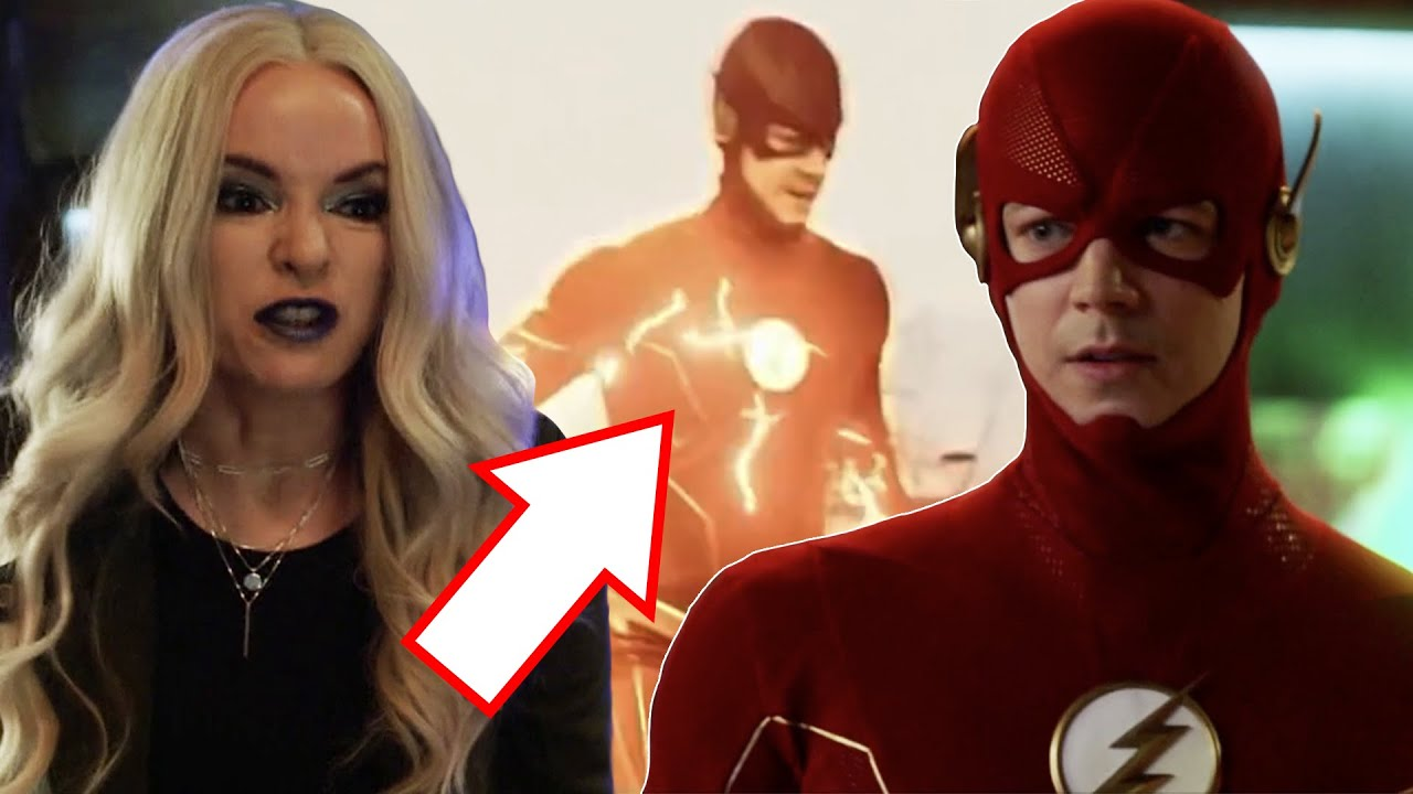Download The Flash vs ALL The Forces!? Killer Frost Faces Justice! - The Flash 7x08 Trailer Breakdown!