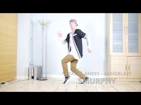 Smurphy: Farasat Anees - Sandblast - Freestyle Dance!