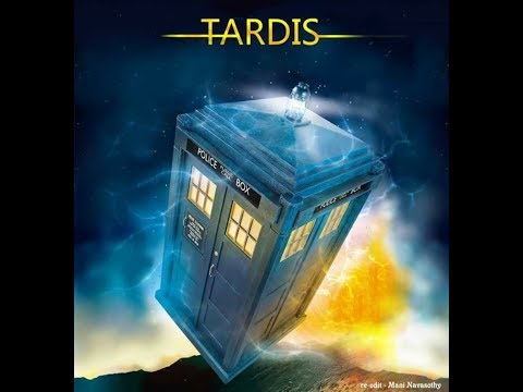 Doctor Who - The Ultimate TARDIS Materialisation & De-materialisation Compilation (2005-2017)