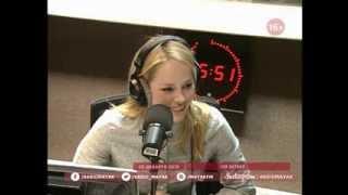 Зоя Бербер на радио