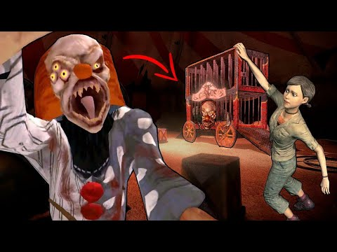 KHOONI JOKER - DEATH PARK - Death Park Scary Clown Horror Survival Full Android Gameplay