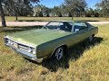 1970 Ford Galaxie Sports Roof Fastback 351 V8 5.7L