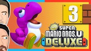 Family-Friendly Episode - New Mario Bros U Deluxe | 3