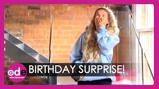 Love Island's Molly-Mae Hague Gets Big 21st Birthday Surprise From Boyfriend Tommy Fury