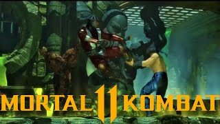 Mk11 - New Dlc Stages ( Dead pool and Soul chamber ) koming Soon