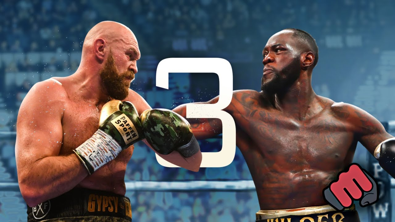 Download Tyson Fury vs Deontay Wilder 3 - A CLOSER LOOK