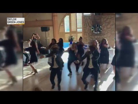 Lori - Watch: Oregon Couple's Wedding Video Goes Viral