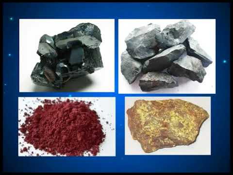 CLASSIFICATION OF MINERAL DEPOSITS