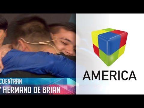 Brian: el abrazo del alma que emocionó a todos