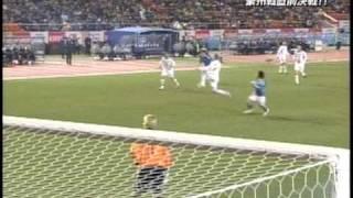 キリンチャレンジカップ2009 日本対フィンランド(ALL FOR Japan vs Finland)