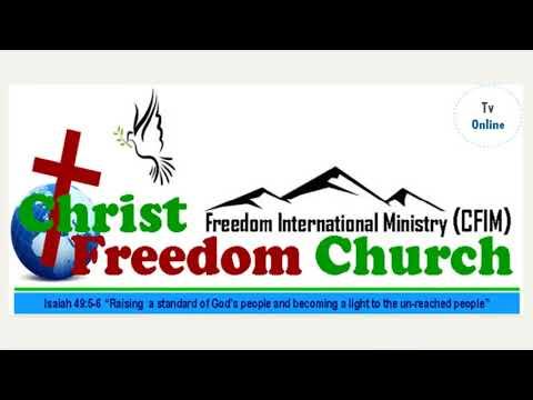 MUNGU MWAMINIFU at Christ Freedom Church (CFC)