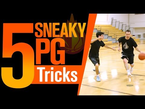 """ADVANCED: 5 """"Sneaky"""" Point Guard Tricks from Coach Damin Altizer"""