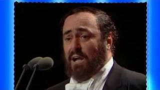 Pavarotti O Sole Mio IMPRESSIVE
