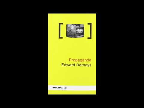 PROPAGANDA. audiolibro. EDWARD L. BERNAYS. castellano