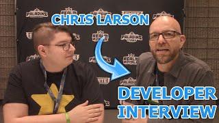 HRX @ Dreamhack Atlanta - Chris Larson Developer Interview