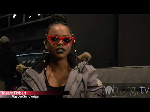 Hlobisile in Conversation with Rosa Ree Tanzania Hip Hop Artist