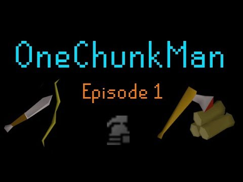 [OSRS] One Chunk at a Time Ironman - Episode 1