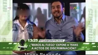 """""""Manos al Fuego"""" utiliza a transgénero para subir el rating"""