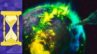 Аргус. Сердце Пылающего Легиона | История Warcraft #7