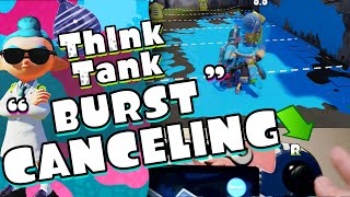 Burst-Canceling Splatoon Technique How-To & Tutorial - ThInk Tank - Nintendome