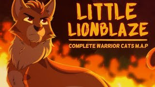 Little Lionblaze   COMPLETE MAP
