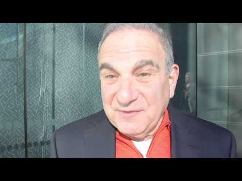 Adjunct professor  Martin Katz in interview