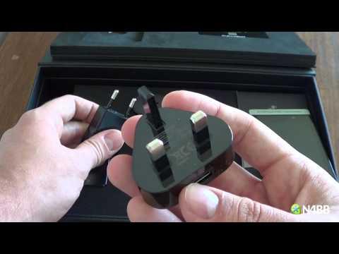 Porsche Design BlackBerry P'9982 Unboxing
