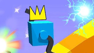 Draw Climber Full Game Walkthrough (200 Levels)