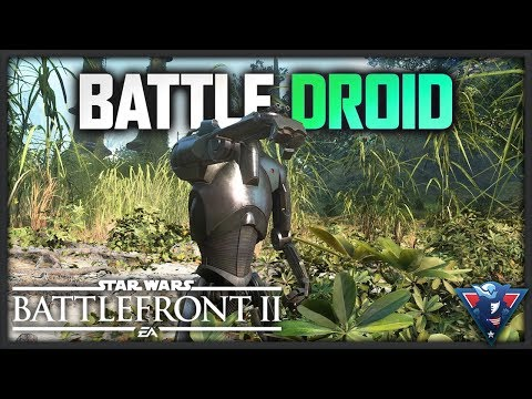 LONG LIVE THE BATTLE DROID! | Star Wars: Battlefront II Gameplay
