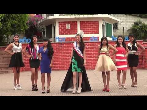 SPOT TV  PROMOCIONAL ELECCIÓN SEÑORITA FLOR DE FERIA DE SANTA ANA HUISTA  2015 2016