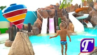 Отдых в Мексике Детские Развлечения Карибское Море Видео Для Детей День 1 Ч. 1 entertainment(Максим с папой и мамой приехал на отдых в Мексику, Канкун. В этом видео вы увидите первый день отдыха на..., 2015-12-02T07:00:32.000Z)