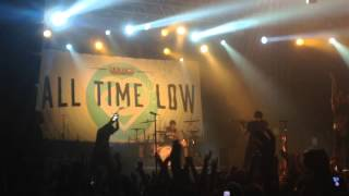 All Time Low - Dear Maria, Count Me In (Live in Milan)