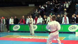 XIX Baltic states clubs shotokan karate championships (official)