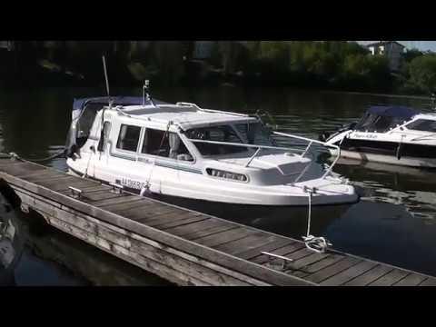 Обзор катера Bella