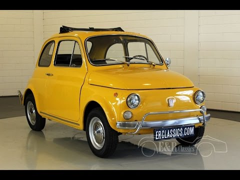 Fiat Garage Nijmegen : Fiat l restored video erclassics youtube