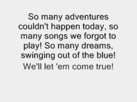Alphaville - Forever Young Lyrics