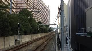 201系離合シーン thumbnail
